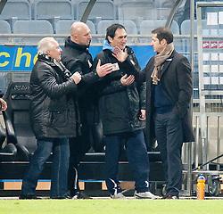 10.12.2011, UPC Arena, Graz, AUT, 1. FBL, SK Puntigamer Sturm Graz vs FK Austria Wien, im Bild Franco Foda (SK Puntigamer Sturm Graz, Headcoach), EXPA Pictures © 2011, PhotoCredit: EXPA/ Erwin Scheriau