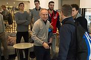 Giovanni Petrucci<br /> Nazionale Italiana Maschile Senior - Premiazione Nazionale U19<br /> FIP 2017<br /> Torino, 21/11/2017<br /> Foto M. Brondi / Ciamillo-Castoria