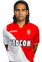 Radamel FALCAO - 10.09.2013 - Photo Officielle Monaco -<br /> Photo : Icon Sport