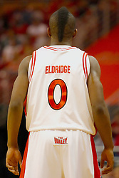18 January 2009: Osiris Eldridge. The Illinois State University Redbirds top the Missouri State Bears 68-56 on Doug Collins Court inside Redbird Arena on the campus of Illinois State University in Normal Illinois
