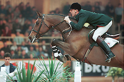 Raijmakers Piet (NED) - Classic Touch<br /> Winnaar Grand Prix CSI-A Moorsele 1998<br /> Foto © Dirk Caremans