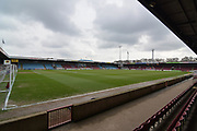 Scunthorpe United ground Glanford Park before the EFL Sky Bet League 1 match between Scunthorpe United and Rochdale at Glanford Park, Scunthorpe, England on 24 March 2018. Picture by Ian Lyall.