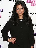 Sonali Shah, Celebrities attend an exclusive Bridget Jones's Baby Red Carpet Screening and Bridget inspired Dating Seminar to celebrate the UK DVD release, Charlotte Street Hotel, London UK, 31 January 2017, Photo by Brett D. Cove