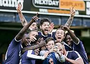 Southend Utd v Oldham Athletic EFL League 1 02-04-2017