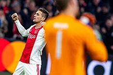 20181212 NED: Champions League AFC Ajax - FC Bayern Munchen, Amsterdam