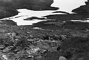Fjällvandring i trakten av Sylarna i Jämtland