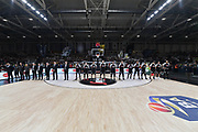 team <br /> LegaBasket Serie A 2019/2020<br /> 15° Giornata - Andata - 26/12/2019 <br /> Segafredo Virtus Bologna - Pompea Fortitudo Bologna 94-62<br /> Bologna Virtus Segafredo Arena25/12/2019 Ore 20:30<br /> foto GiulioCiamillo/Ciamillo