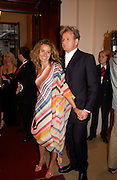 Gordon Ramsay and his wife Tana Ramsay, GQ Man of the Year Awards, Royal Opera House, 2 September 2003. © Copyright Photograph by Dafydd Jones 66 Stockwell Park Rd. London SW9 0DA Tel 020 7733 0108 www.dafjones.com