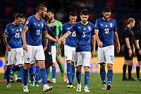 Leonardo Bonucci , Jorginho Italy.<br /> Bologna 07-09-2018 <br /> Football Calcio Uefa Nations League <br /> Italia - Polonia / Italy - Poland <br /> Foto Andrea Staccioli / Insidefoto