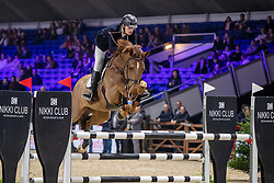 Kairis Thomas, BEL, Echos Son Z<br /> Jumping Mechelen 2019<br /> © Hippo Foto - Dirk Caremans<br />  26/12/2019