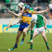 Clare's Shane O'Donnell  V Limerick's Seamus Hickey