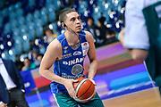 Scott Bamforth<br /> Ewe Baskets Oldenburg - Banco di Sardegna Dinamo Sassari<br /> FIBA Basketball Champions League 2017/2018<br /> Oldenburg, 20/12/2017<br /> Foto L.Canu / Ciamillo-Castoria
