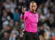 Dommer Tamás Bognar (Ungarn) under kampen i UEFA Europa League mellem FC København og Dynamo Kiev den 7. november 2019 i Telia Parken (Foto: Claus Birch).