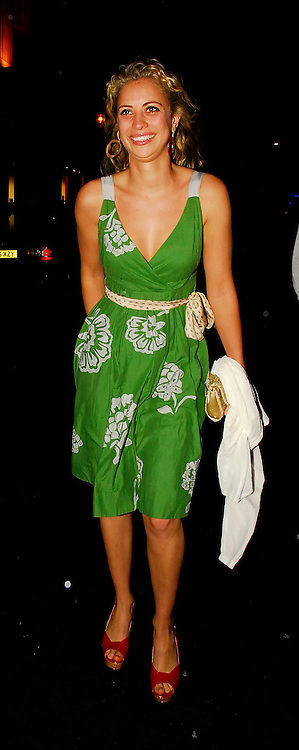 21.06.2007. LONDON<br /> <br /> A HOST OF TENNIS STARS AND CELEBRITIES ATTEND THE PRE- WIMBLEDON PARTY HOSTED BY RICHARD BRANSON HELD AT THE KENSINGTON ROOF GARDENS IN LONDON, UK. <br /> <br /> BYLINE: EDBIMAGEARCHIVE.CO.UK<br /> <br /> *THIS IMAGE IS STRICTLY FOR UK NEWSPAPERS AND MAGAZINES ONLY*<br /> *FOR WORLD WIDE SALES AND WEB USE PLEASE CONTACT EDBIMAGEARCHIVE - 0208 954 5968*