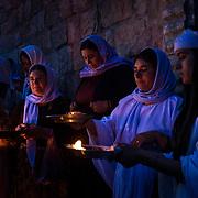 Yazidi New Year in Lalish