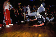Brakedance performance, UK, 2000's.