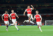 Arsenal v West Bromwich Albion 210416