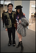 ALEXANDER KANDISAPUTRO, KAREN NG, Frieze Masters, Regents Park, London. London. 15 October 2014