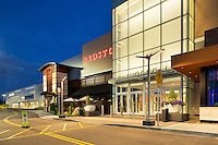 Redstone restaurant and the entrance to Ridgedale Mall in Minnetonka, Minnesota.