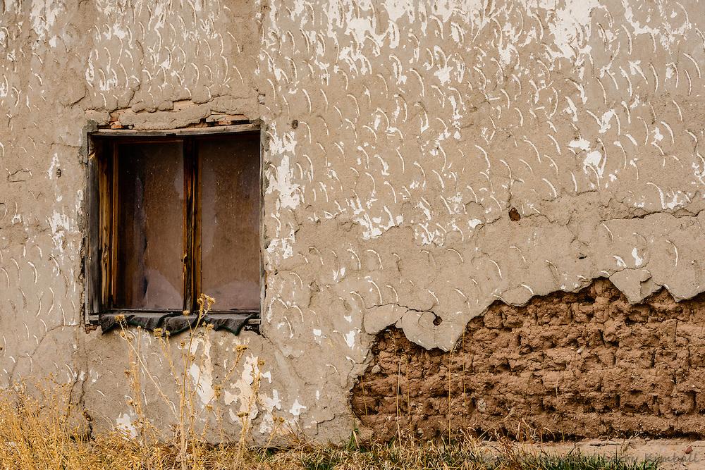 Old, Abandoned House; Farisita, Colorado