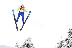 16.12.2017, Nordische Arena, Ramsau, AUT, FIS Weltcup Nordische Kombination, Skisprung, im Bild Lukas Klapfer (AUT) // Lukas Klapfer of Austria during Skijumping Competition of FIS Nordic Combined World Cup, at the Nordic Arena in Ramsau, Austria on 2017/12/16. EXPA Pictures © 2017, PhotoCredit: EXPA/ Martin Huber
