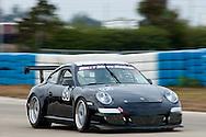 #95 Kelly Moss Motorsports Porsche GT3 Cup: Sascha Maassen