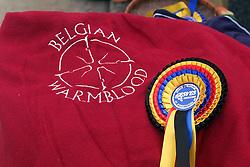 Prijsuitreiking 6 Jaar<br /> Kampioenschap Jonge Paarden Gesves 2000<br /> Photo © Dirk Caremans