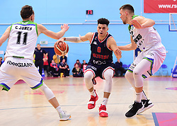 Tevin Falzon of Bristol Flyers - Photo mandatory by-line: Alex James/JMP - 15/12/2018 - BASKETBALL - SGS Wise Arena - Bristol, England - Bristol Flyers v Manchester Giants - British Basketball League Championship