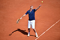Cedric PIOLINE - 23.05.2015 - Tennis - Journee des enfants - Roland Garros 2015<br /> Photo : David Winter / Icon Sport