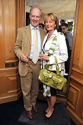 PETER & GAIL LILLEY at the Spectator Summer Party held at 22 Old Queen Street, London SW1 on 3rd July 2008.<br /><br />NON EXCLUSIVE - WORLD RIGHTS