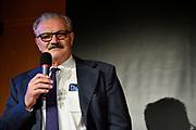 Sacchetti Romeo<br /> LBA AWORDS 2018/19<br /> Basket Serie A LBA 2018/2019<br /> Premiazioni Sala Buzzati - Rcs<br /> Milano 13 May 2019<br /> Foto Mattia Ozbot / Ciamillo-Castoria