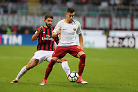 01.10.2017 - Milano  Serie A 7a   giornata  -  Milan-Roma  nella  foto: Stephan El Shaarawy