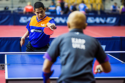 THAINIYOM Rungroj of Thailand during SPINT 2018 Table Tennis world championship for the Disabled, Day One, on October 16th, 2018, in Dvorana Zlatorog, Celje, Slovenia. . Photo by Grega Valancic / Sportida