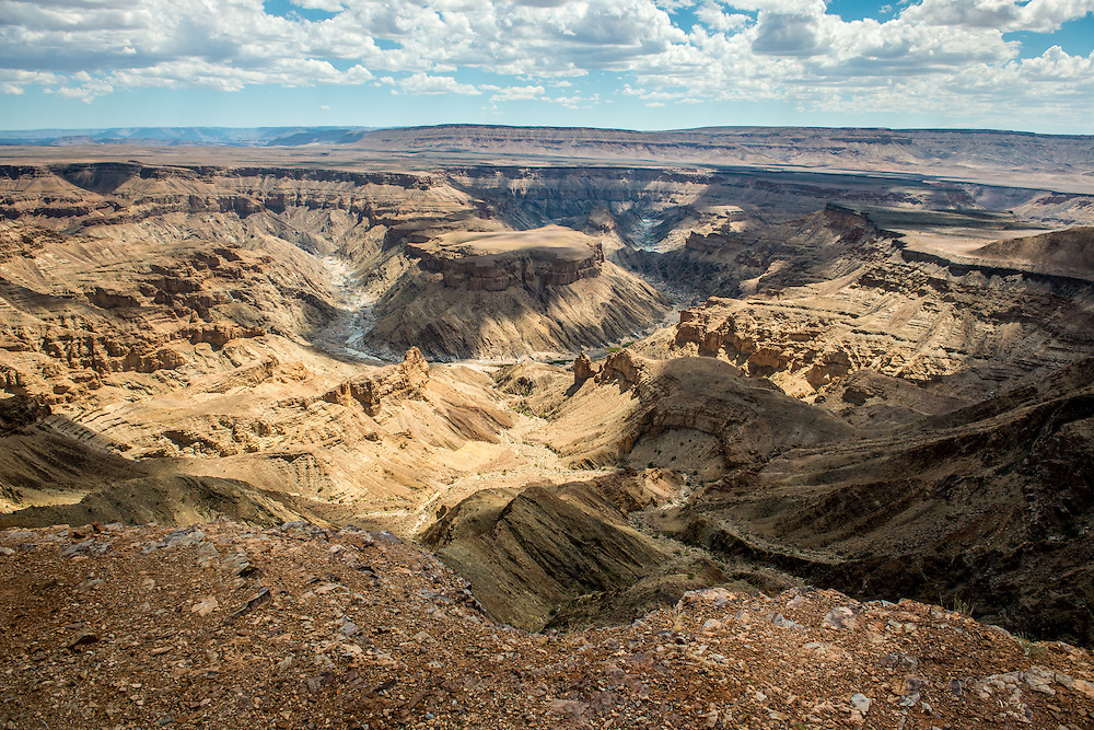 Namibia, Africa - Fish River Canyon