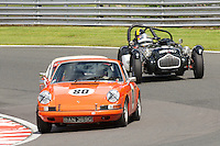 HSCC Gold Cup Oulton Park, Cheshire, United Kingdom.  28th-29th August 2011.  Race 3 HSCC Historic Road Sports. Supported by Moss Europe Ltd. 80 John Shaw Porsche 911E. World Copyright: Peter Taylor/PSP. Copy of publication required for printed pictures. Every used picture is fee-liable.