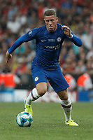 ISTANBUL, TURKEY - AUGUST 14: Ross Barkley of Chelsea in action during the UEFA Super Cup match between Liverpool and Chelsea at Vodafone Park on August 14, 2019 in Istanbul, Turkey. (Photo by MB Media/Getty Images)