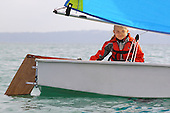 Optimist dinghy, sailing dinghies
