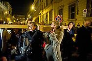 Roma  21 Marzo 2014<br /> Via Crucis di solidariet&agrave; e preghiera in favore delle giovani donne vittime di tratta, prostituzione coatta e violenze, organizzata dall'Associazione comunit&agrave; Papa Giovanni XXIII.<br /> Rome March 21, 2014 <br /> Via Crucis of solidarity and prayer for young women victims of trafficking, forced prostitution and violence, organized by Pope John XXIII community