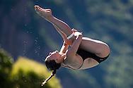 JANSEN Inge NED<br /> Bolzano, Italy <br /> 22nd FINA Diving Grand Prix 2016 Trofeo Unipol<br /> Diving<br /> Women's 3m springboard preliminaries <br /> Day 02 16-07-2016<br /> Photo Giorgio Perottino/Deepbluemedia/Insidefoto