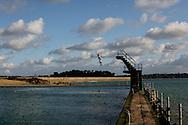 St Malo jump, France