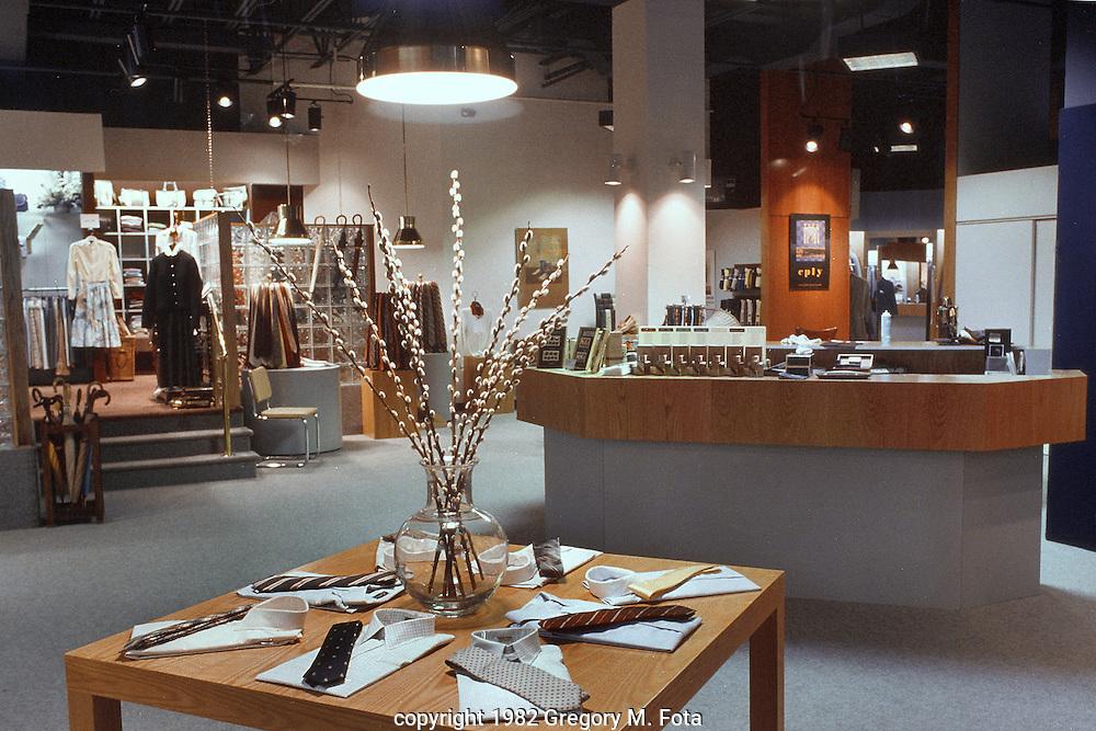 MEN'S STORE -by Allentown,PA interior designer. 06301982