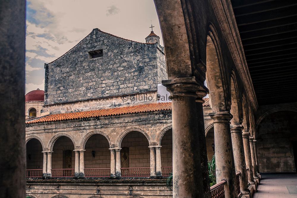Centro culturale Padre Felix Varela, nel centro storico dell'Havana