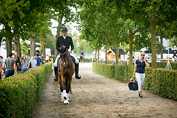 Christensen Jan Moller, DEN, Hesselhoej Donkey Boy<br /> WK Ermelo 2019<br /> © Hippo Foto - Sharon Vandeput<br /> 4/08/19