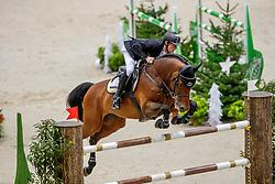 EHNING Marcus (GER), A la Carte NRW<br /> Genf - CHI Geneve Rolex Grand Slam 2019<br /> Coupe de Genève<br /> Internationales Springen CSI5* mit Stechen<br /> International Jumping Competition 1m55<br /> Against the Clock with Jump-Off<br /> 14. Dezember 2019<br /> © www.sportfotos-lafrentz.de/Stefan Lafrentz