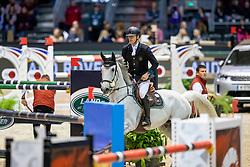 Fredricson Peder, SWE, H&M Kirlo van den Bosrand<br /> Jumping International de Bordeaux 2020<br /> © Hippo Foto - Dirk Caremans<br />  08/02/2020