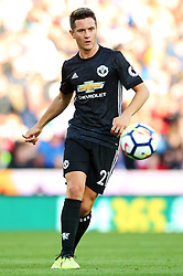 Ander Herrera of Manchester United - Mandatory by-line: Matt McNulty/JMP - 09/09/2017 - FOOTBALL - Bet365 Stadium - Stoke-on-Trent, England - Stoke City v Manchester United - Premier League