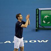 Davis Cup: Glasgow 2015