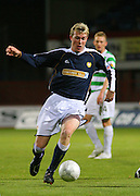 Dundee v Celtic - CIS Insurance League Cup - 3rd Round - Dens Park, Dundee<br /> 26/09/07<br /> CIS Cup man of the match, Kevin McDonald in action against Celtic at Dens Park