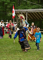 LIHA 48th annual Labor Day Pow Wow in Sanbornton.  Karen Bobotas for the Laconia Daily Sun