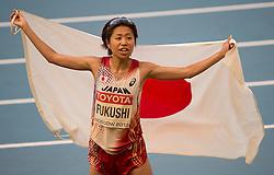10-08-2013 ATLETIEK:  IAAF WORLD CHAMPIONSHIPS: MOSKOU<br /> KAYOKO FUKUSHI<br /> ***NETHERLANDS ONLY***<br /> ©2012-FotoHoogendoorn.nl